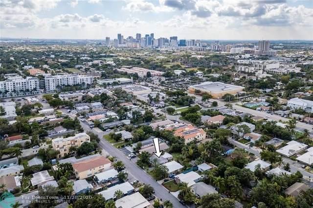 1117 NE 16th Ter, Fort Lauderdale, FL 33304 (MLS #F10260448) :: Berkshire Hathaway HomeServices EWM Realty