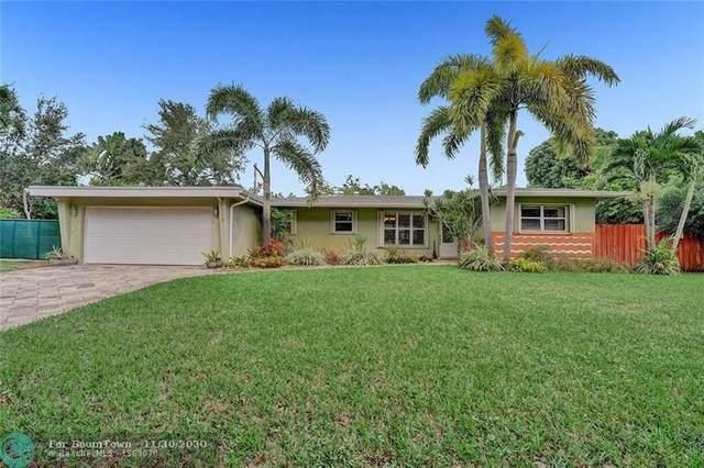5317 Myrtle Terrace, Plantation, FL 33317 (MLS #F10260473) :: United Realty Group