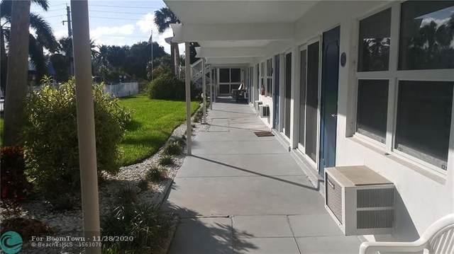 1210 N Riverside Dr #107, Pompano Beach, FL 33062 (MLS #F10260498) :: Castelli Real Estate Services