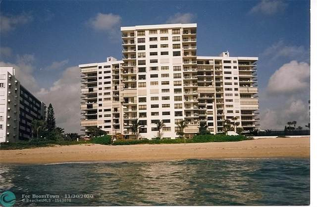 1800 S Ocean Blvd #1511, Lauderdale By The Sea, FL 33062 (#F10260499) :: Ryan Jennings Group