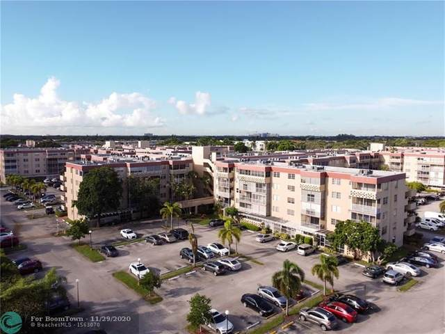 406 NW 68th Ave #302, Plantation, FL 33317 (MLS #F10260509) :: United Realty Group