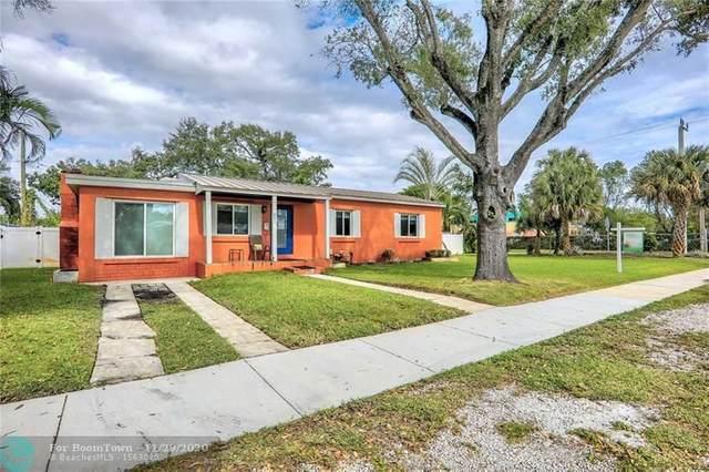 801 SW 26th St, Fort Lauderdale, FL 33315 (MLS #F10260540) :: Berkshire Hathaway HomeServices EWM Realty