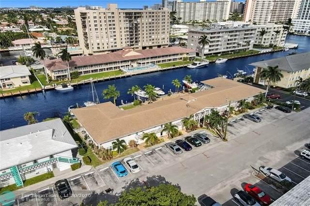 2857 NE 32ND ST #26, Fort Lauderdale, FL 33306 (MLS #F10260542) :: Laurie Finkelstein Reader Team