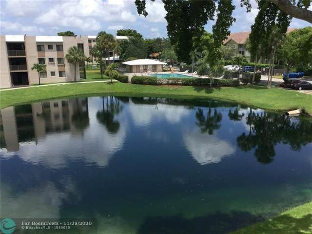 3700 N Pine Island Rd #312, Sunrise, FL 33351 (#F10260543) :: Baron Real Estate