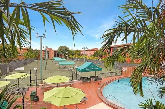 680 Tennis Club Dr #101, Fort Lauderdale, FL 33311 (MLS #F10260546) :: Laurie Finkelstein Reader Team