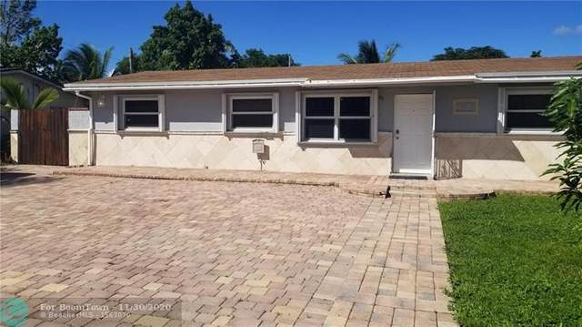 6139 SW 3rd St, Margate, FL 33068 (MLS #F10260568) :: United Realty Group