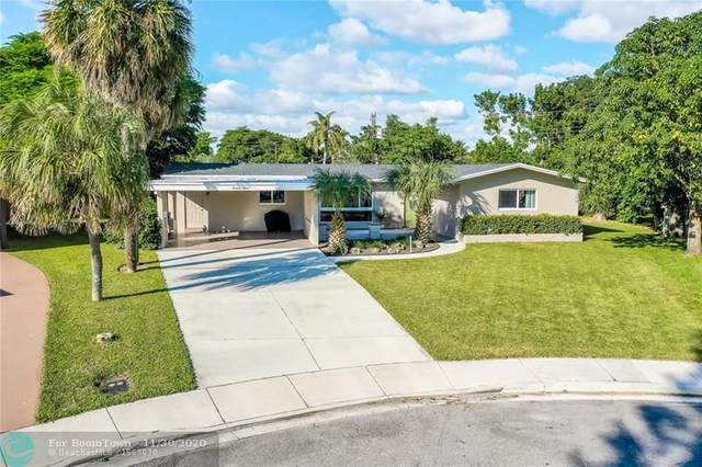 1415 NW 62nd Ter, Margate, FL 33063 (MLS #F10260572) :: United Realty Group