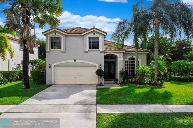 5810 NW 62nd St, Parkland, FL 33067 (MLS #F10260579) :: United Realty Group