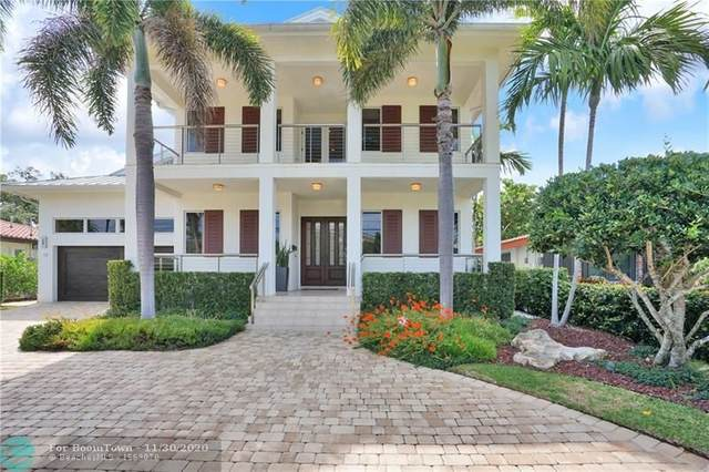 717 Solar Isle Dr, Fort Lauderdale, FL 33301 (MLS #F10260583) :: Berkshire Hathaway HomeServices EWM Realty