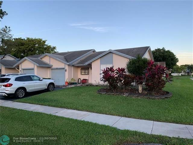 6004 NW 78TH WAY, Tamarac, FL 33321 (#F10260597) :: Posh Properties