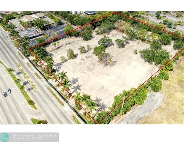 3100 N University Dr, Sunrise, FL 33351 (MLS #F10260609) :: Green Realty Properties