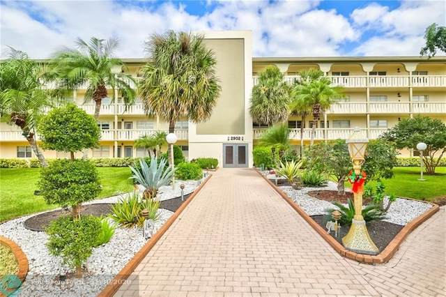 2902 Victoria Cir G3, Coconut Creek, FL 33066 (MLS #F10260630) :: United Realty Group