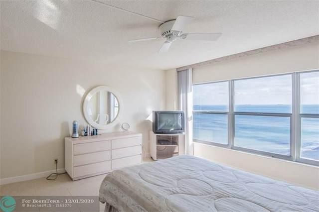 3550 Galt Ocean Dr #1702, Fort Lauderdale, FL 33308 (#F10260655) :: Dalton Wade