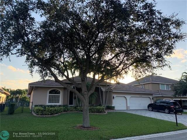 11268 NW 49th St, Coral Springs, FL 33076 (#F10260684) :: Realty One Group ENGAGE