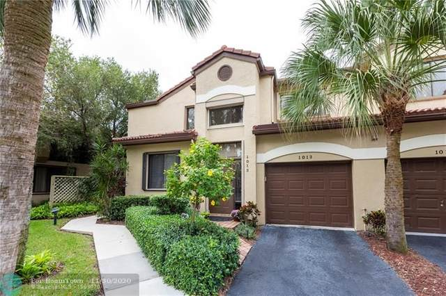1013 NW 105th Ave C-133, Plantation, FL 33322 (MLS #F10260694) :: United Realty Group
