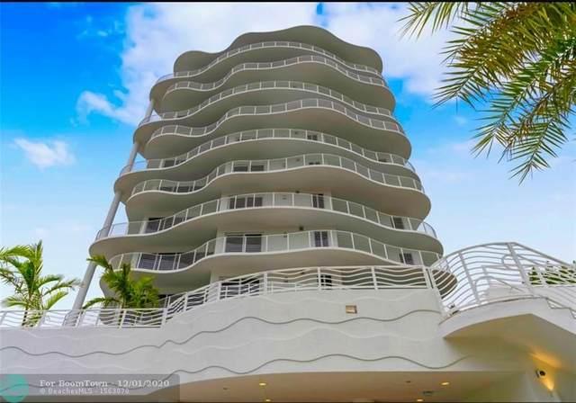 612 Bayshore Drive #701, Fort Lauderdale, FL 33304 (#F10260696) :: Dalton Wade