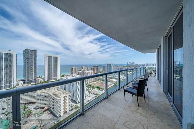 2600 E Hallandale Beach Blvd #3201, Hallandale Beach, FL 33009 (MLS #F10260697) :: The Jack Coden Group