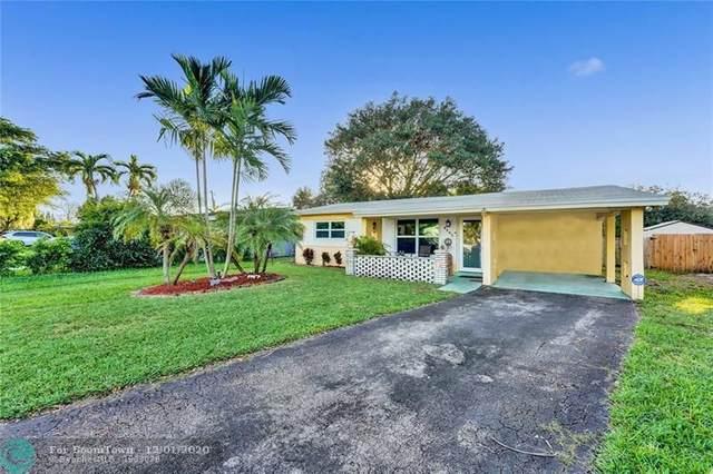 4665 SW 28TH AV, Fort Lauderdale, FL 33312 (MLS #F10260720) :: Berkshire Hathaway HomeServices EWM Realty