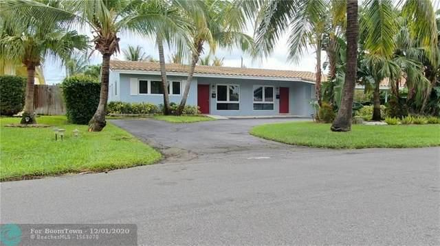 5332 NE 17th Ter, Fort Lauderdale, FL 33334 (#F10260790) :: Ryan Jennings Group