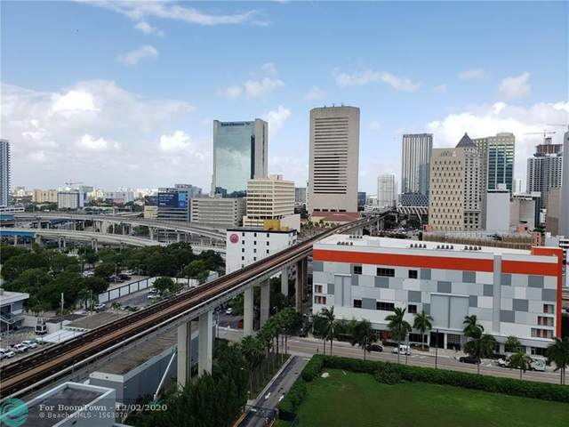 90 SW 3rd St #1508, Miami, FL 33130 (#F10260805) :: Signature International Real Estate