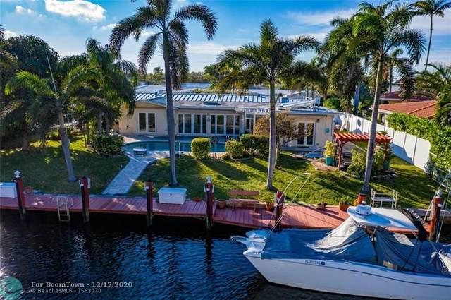 5110 NE 29th Ave, Lighthouse Point, FL 33064 (MLS #F10260810) :: Miami Villa Group