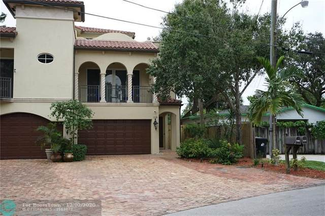 1118 SW 8th Ter B, Fort Lauderdale, FL 33315 (MLS #F10260841) :: Castelli Real Estate Services
