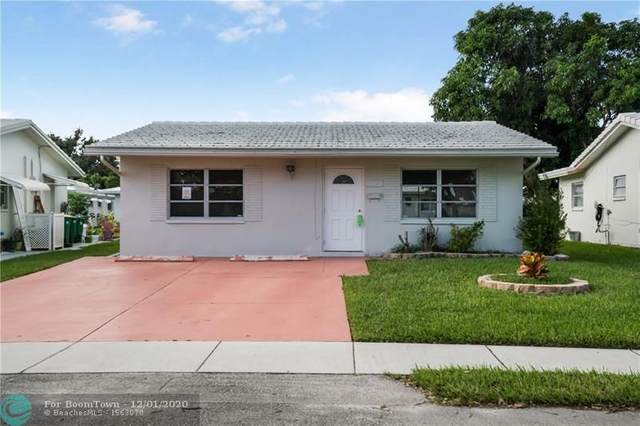 7005 NW 70th Ave, Tamarac, FL 33321 (MLS #F10260853) :: United Realty Group