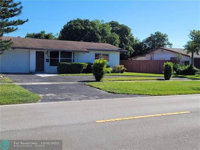 1710 NW 55th Ave, Lauderhill, FL 33313 (MLS #F10260870) :: Castelli Real Estate Services