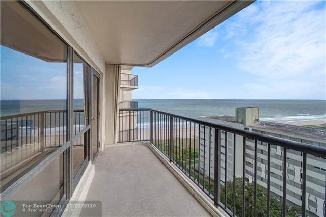 1800 S Ocean Blvd #1204, Lauderdale By The Sea, FL 33062 (#F10260871) :: Signature International Real Estate