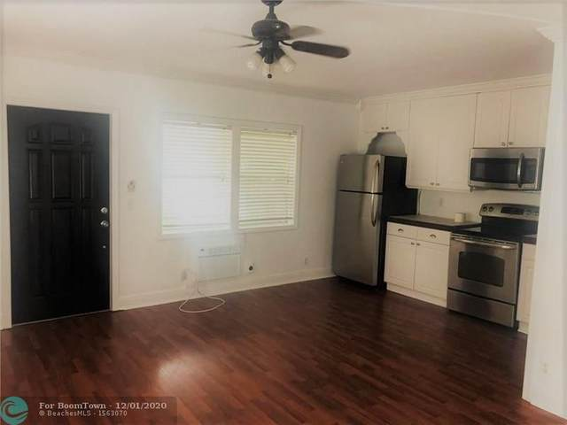 1100 NE 9th Ave #101, Fort Lauderdale, FL 33304 (MLS #F10260887) :: Green Realty Properties