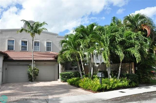 627 SW 5th Ave #0, Fort Lauderdale, FL 33315 (MLS #F10260892) :: Castelli Real Estate Services