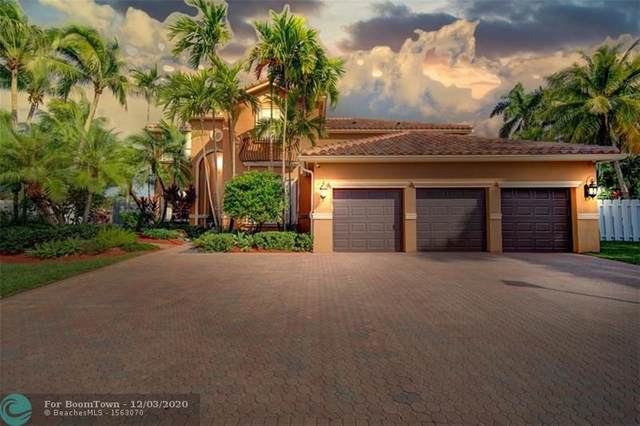 14601 SW 35th St, Miramar, FL 33027 (MLS #F10260924) :: GK Realty Group LLC