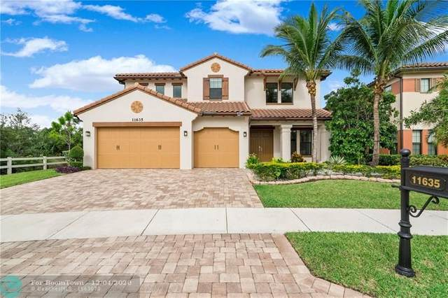 11635 NW 81st Pl, Parkland, FL 33076 (MLS #F10260930) :: THE BANNON GROUP at RE/MAX CONSULTANTS REALTY I