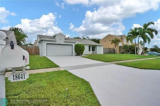 18641 Shauna Manor Dr, Boca Raton, FL 33496 (MLS #F10260964) :: Laurie Finkelstein Reader Team