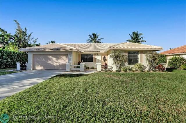 10733 NW 21st St, Coral Springs, FL 33071 (#F10261002) :: Signature International Real Estate