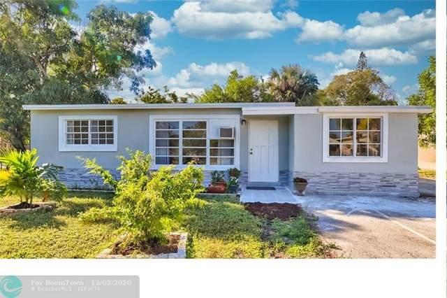290 NE 23rd St, Pompano Beach, FL 33060 (MLS #F10261009) :: Berkshire Hathaway HomeServices EWM Realty