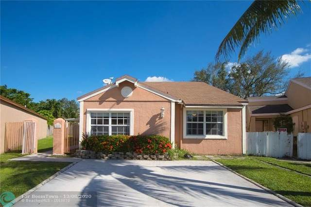 2421 SW 86th Ave, Miramar, FL 33025 (MLS #F10261052) :: THE BANNON GROUP at RE/MAX CONSULTANTS REALTY I