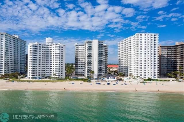 3700 Galt Ocean Dr #706, Fort Lauderdale, FL 33308 (#F10261101) :: Posh Properties