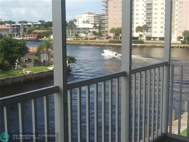 3180 NE 48th Ct #312, Lighthouse Point, FL 33064 (#F10261103) :: Posh Properties