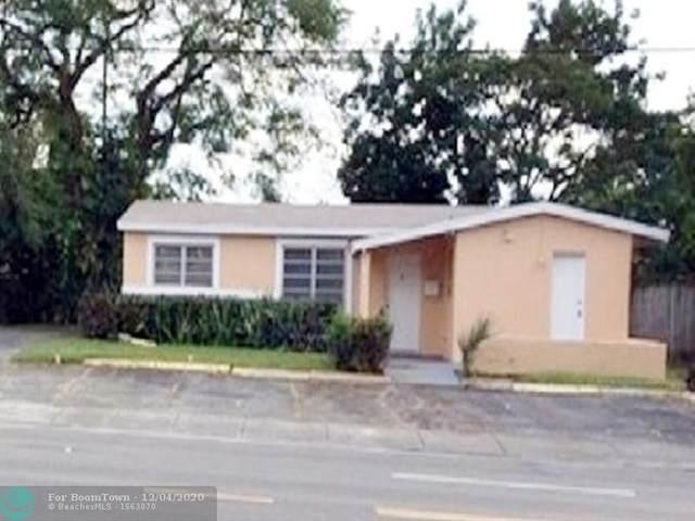 6700 Taft St, Hollywood, FL 33024 (MLS #F10261206) :: Berkshire Hathaway HomeServices EWM Realty