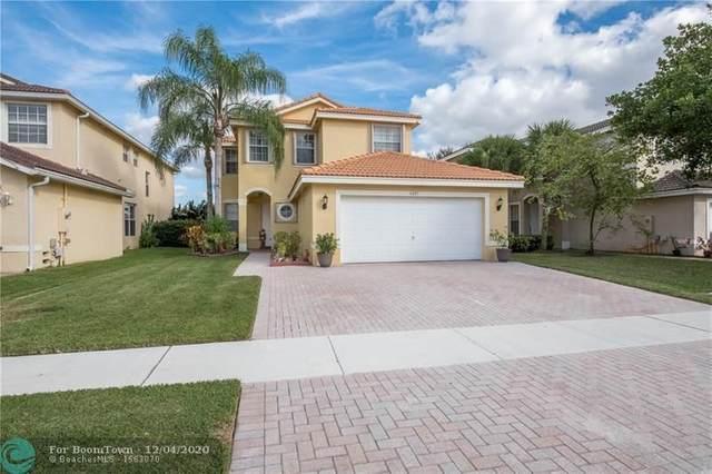 4283 SW 128th Ave, Miramar, FL 33027 (#F10261219) :: Signature International Real Estate