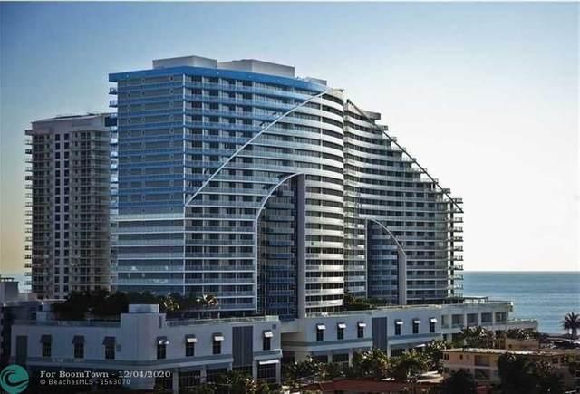 3101 Bayshore Dr #705, Fort Lauderdale, FL 33304 (#F10261253) :: Dalton Wade