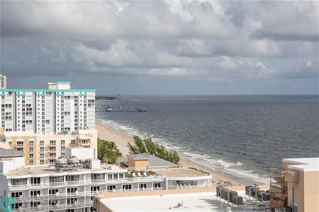 1340 S Ocean Blvd #1807, Pompano Beach, FL 33062 (MLS #F10261305) :: Green Realty Properties