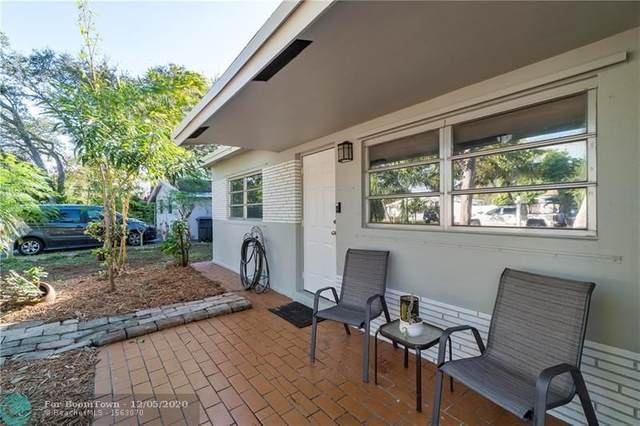 6724 Farragut St, Hollywood, FL 33024 (MLS #F10261320) :: Berkshire Hathaway HomeServices EWM Realty