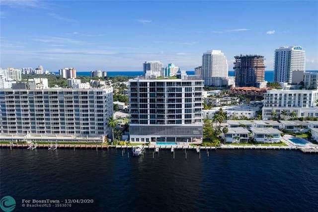 435 Bayshore Dr #603, Fort Lauderdale, FL 33304 (#F10261350) :: Dalton Wade