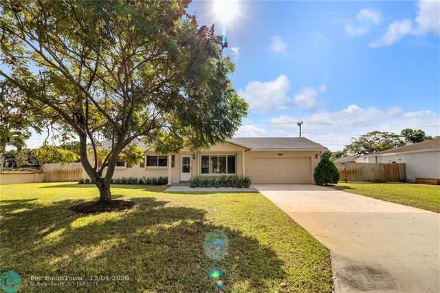 4518 Franwood Dr, Delray Beach, FL 33445 (MLS #F10261361) :: The Howland Group