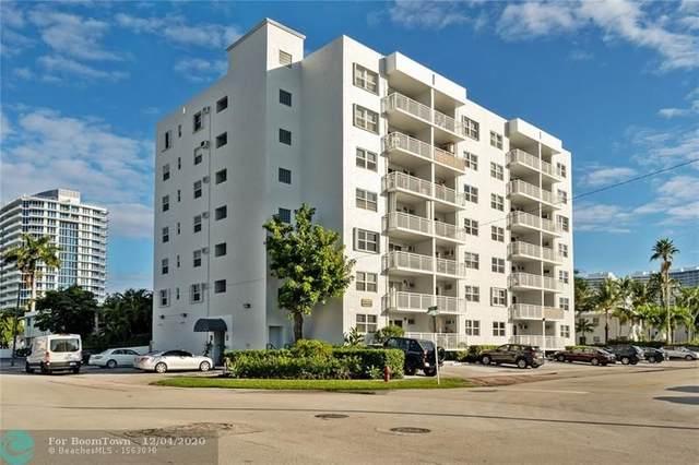 720 Orton Ave #103, Fort Lauderdale, FL 33304 (#F10261363) :: Dalton Wade