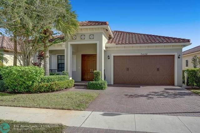 7426 Nw 113Th Ave, Parkland, FL 33076 (#F10261405) :: Realty One Group ENGAGE