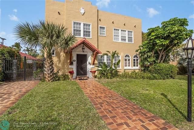 237 Monroe Dr, West Palm Beach, FL 33405 (MLS #F10261449) :: The Howland Group