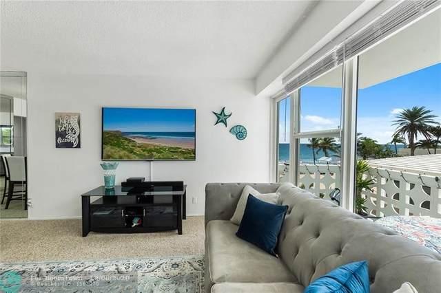 4010 Galt Ocean Dr #207, Fort Lauderdale, FL 33308 (MLS #F10261465) :: Green Realty Properties